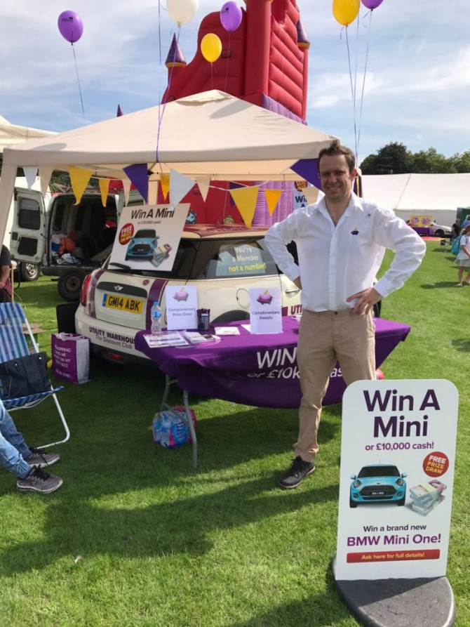 Utility Warehouse Win a Mini – Ways of Gathering Customers