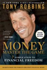 Money, Master the Game Book by Tony Robbins